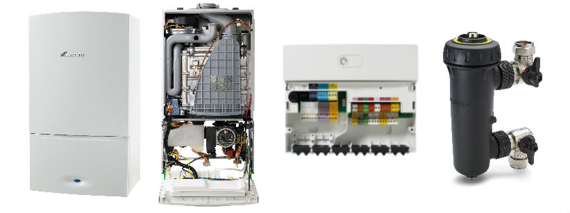 Boiler components that can be repaired
