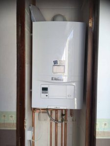 A-Rated Boiler Installation Bath