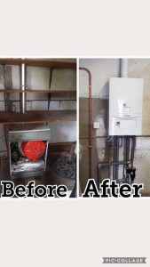 A-Rated Boiler Installation Sabrina Close Bristol