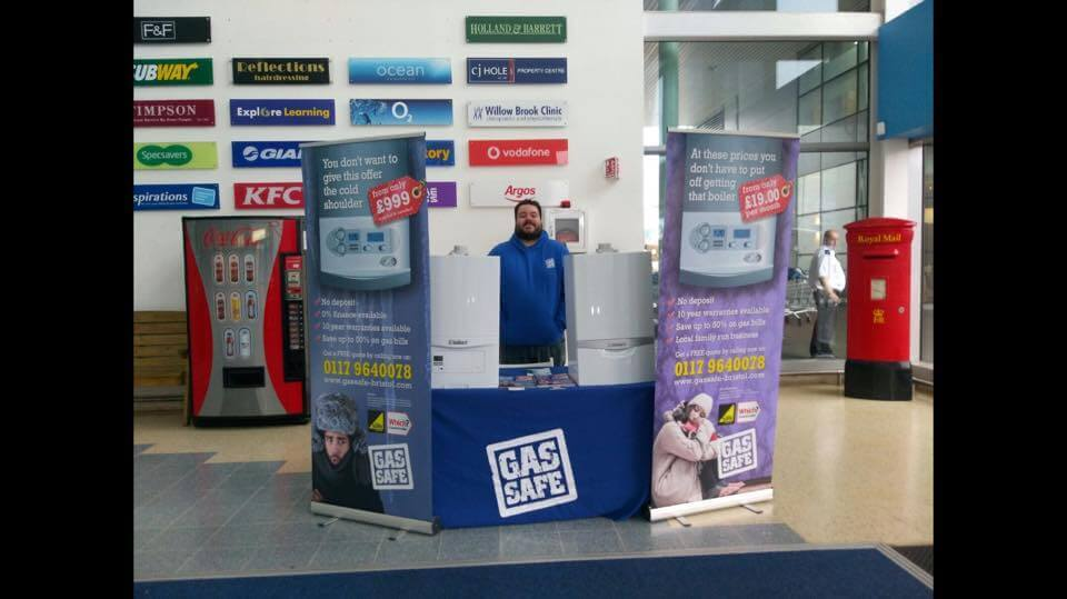 Gas Safe Event and Tradeshows